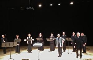 Solistes XXI, Rachid Safir, Christophe Desjardins e Gianvincenzo Cresta.  Opéra Bastille, Parigi 5 Febbraio 2013