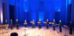 Solistes XXI, Rachid Safir, Christophe Desjardins e Gianvincenzo Cresta. Festspielhaus, Dresden 2011