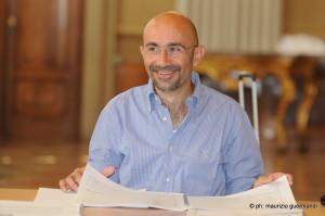 """Gianvincenzo Cresta, giuria Concorso Internazionale di Composizione """"2 Agosto"""", Bologna 2012"""